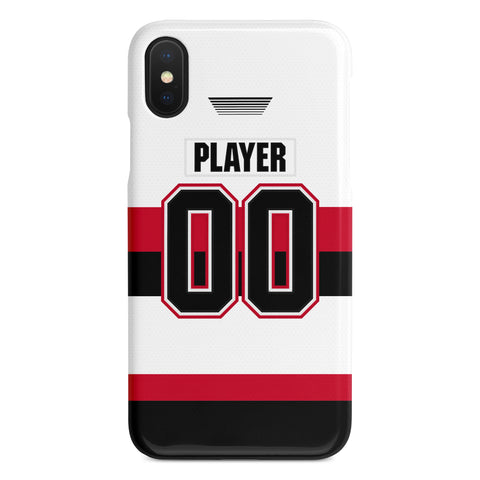 Belleville Senators Home Jersey Phone Case