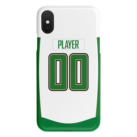 Prince Albert Raiders Home Jersey Phone Case
