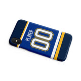 St. Louis Blues Home Jersey Phone Case