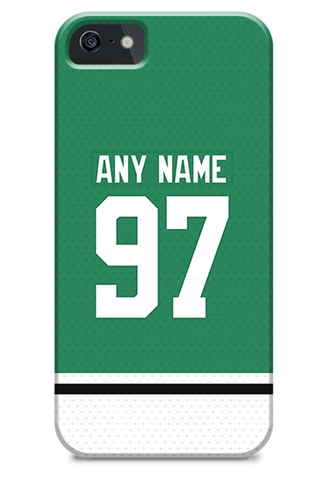 Dallas Stars Home Jersey Phone Case
