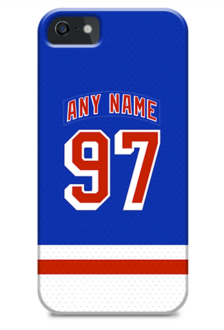 New York Rangers Home Jersey Phone Case