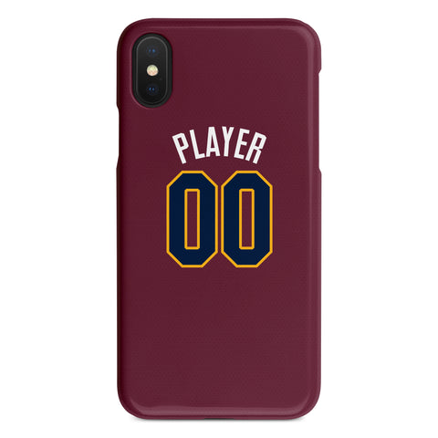 Cleveland Cavaliers Icon Jersey Phone Case