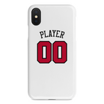 Chicago Bulls Association Jersey Phone Case