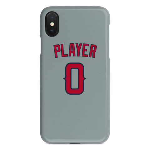 Los Angeles Angels Away Jersey Phone Case