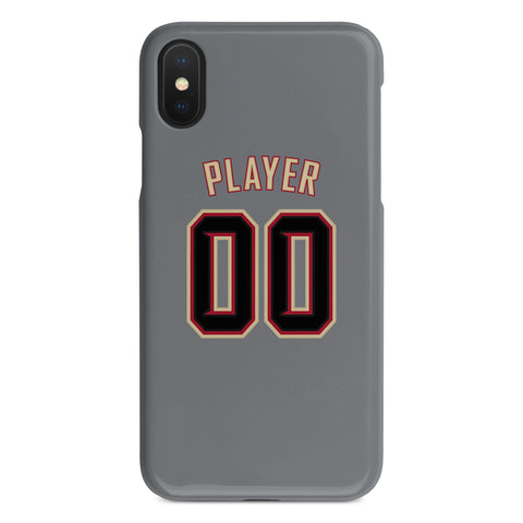 Arizona Diamondbacks Away Jersey Phone Case