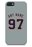 Detroit Tigers Custom Away Jersey Phone Case