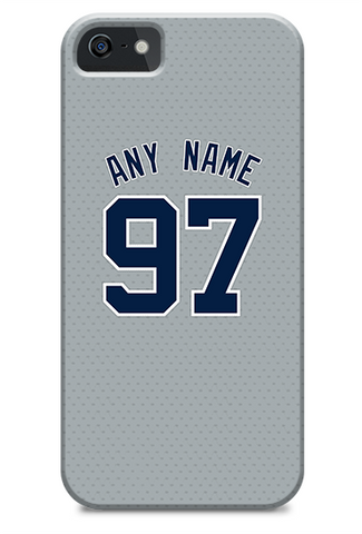 San Diego Padres Custom Away Jersey Phone Case