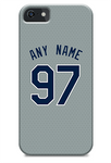 Tampa Bay Rays Custom Away Jersey Phone Case