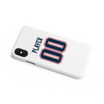 New England Patriots Away Jersey Phone Case