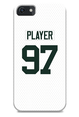 Green Bay Packers Away Jersey Phone Case