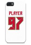 Tampa Bay Buccaneers Away Jersey Phone Case