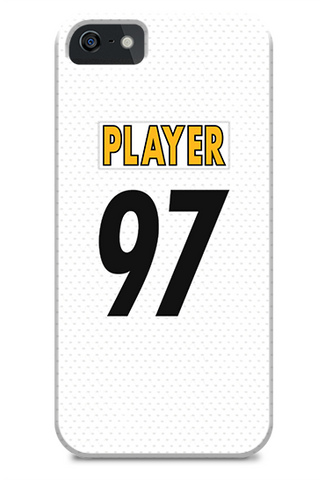 Pittsburgh Steelers Away Jersey Phone Case