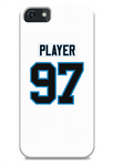 Carolina Panthers Away Jersey Phone Case