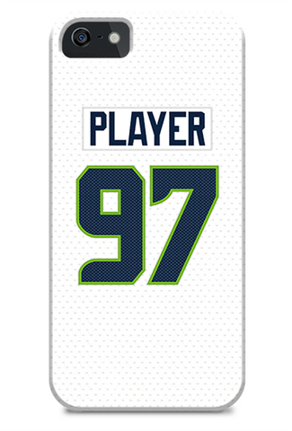 Seattle Seahawks Away Jersey Phone Case
