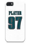 Philadelphia Eagles Away Jersey Phone Case