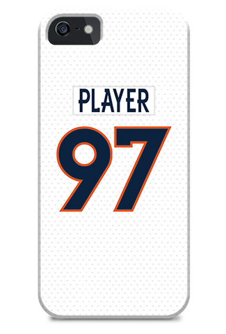 Denver Broncos Away Jersey Phone Case