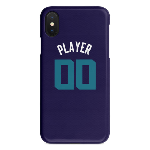 Charlotte Hornets Icon Jersey Phone Case