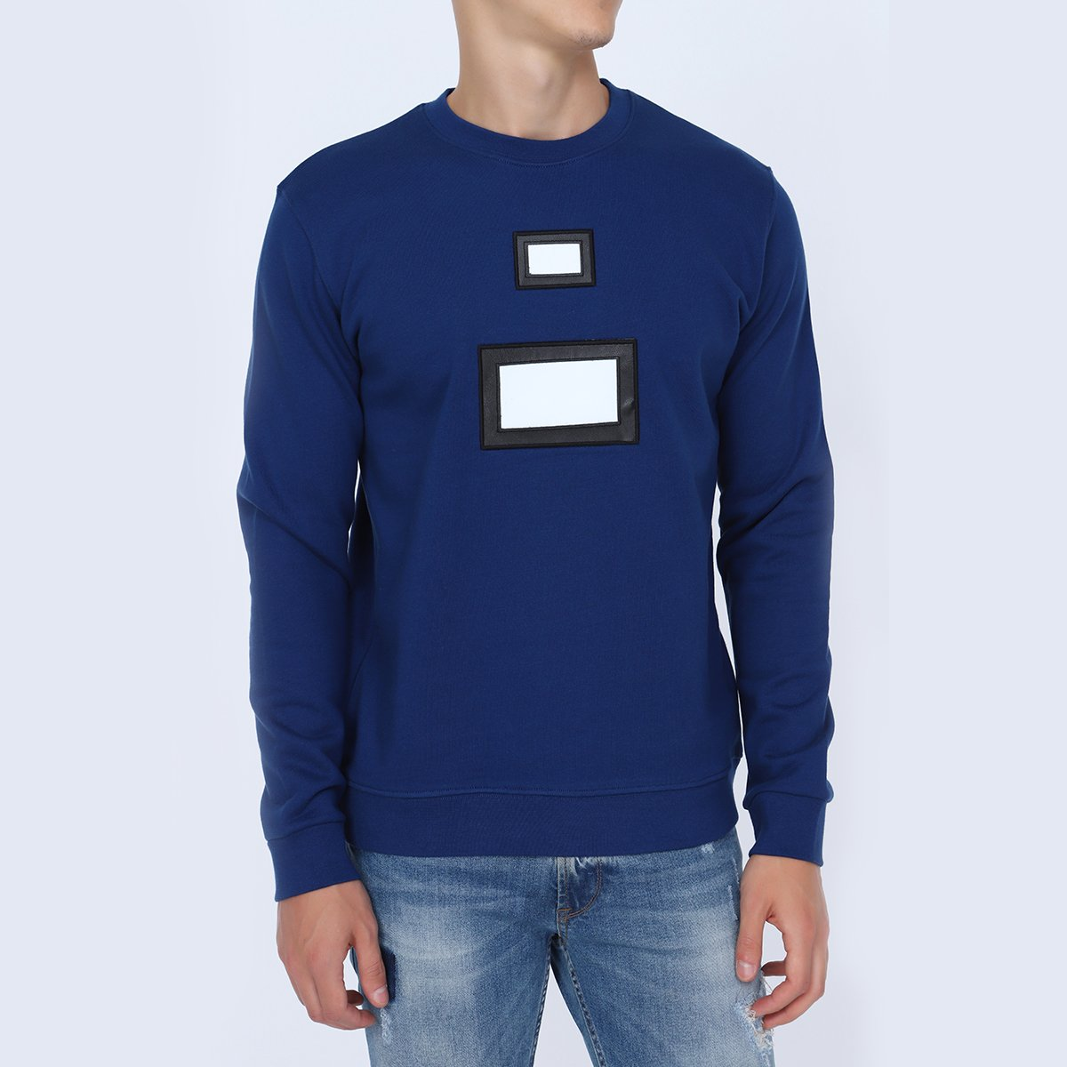 Buy Blue Sweatshirt for Men