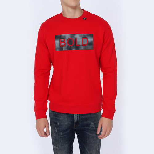 Men's Bold Red Sweatshirts Online