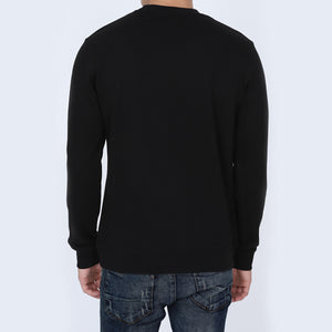 Men's Black Sweatshirts Online in USA