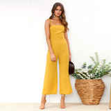 Sexy New Simple Long Jumpsuit