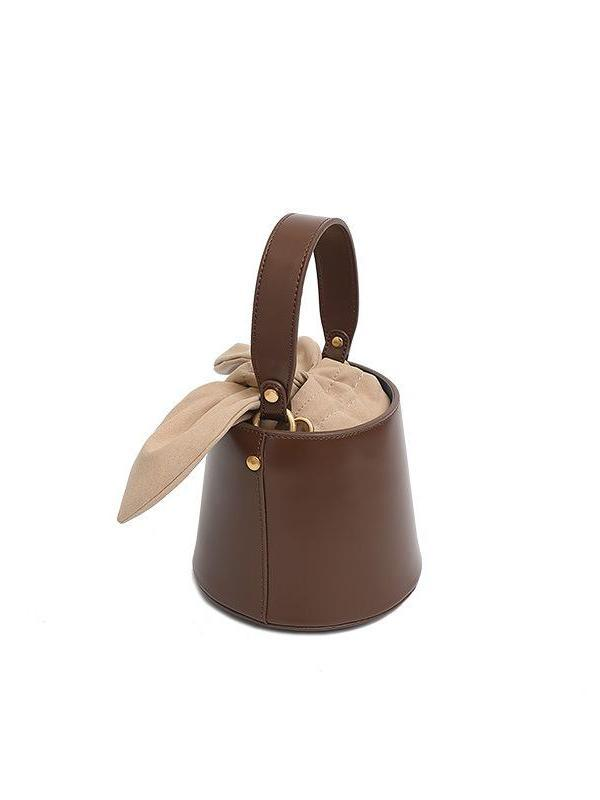 Rosette Portable Bucket Bag