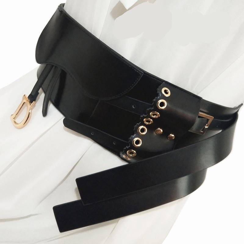 Fashion Leather Belt Limited Edition Girdle
