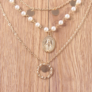 Vintage Boho Necklaces Accessories