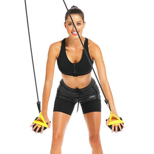 Arm strength Work Out Fitness Resistance Band