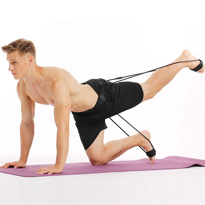 Adjustable Glute Workout Resistance Bands