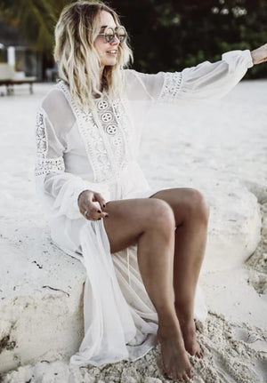 Holiday Beach Dress Bikini Swimsuit Cover Ups