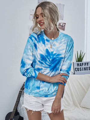 Casual Loose Long Sleeve Home T-Shirts