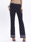Vintage ankle length pants women  Bottom