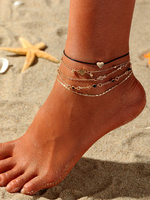 Beautiful  Vintage Footchain Accessories