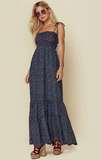 Beach Bohemian Holiday Strap Dress -3color