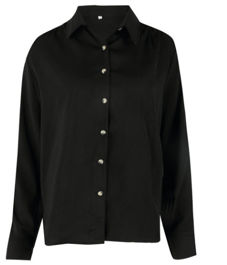 Lapel Twisted Signature Shirt-4color