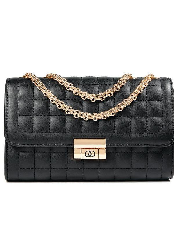 Classic Quilted Crossbody  Shoulder Bags