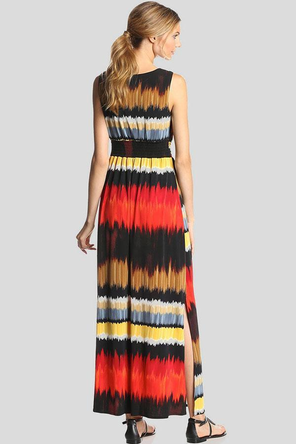 Love You Better Sleeveless Maxi Dress
