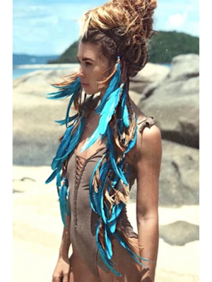 Bohemian Dream Feather Headband-4color