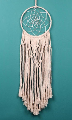 Handmade Traditional Tassel Dream Catcher Wall Hanging Car Hanging Decoration Ornament
