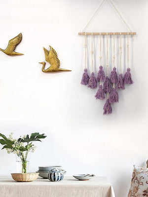 Indian Wind Chimes BOHO Tassel House Decoration Accessories