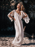 Chic Gypsy Bohemia Long Maxi Dress