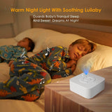 Napcube White Noise Healer Baby Sleeping Monitors