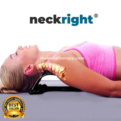 NeckRight Cervical Traction Stretcher