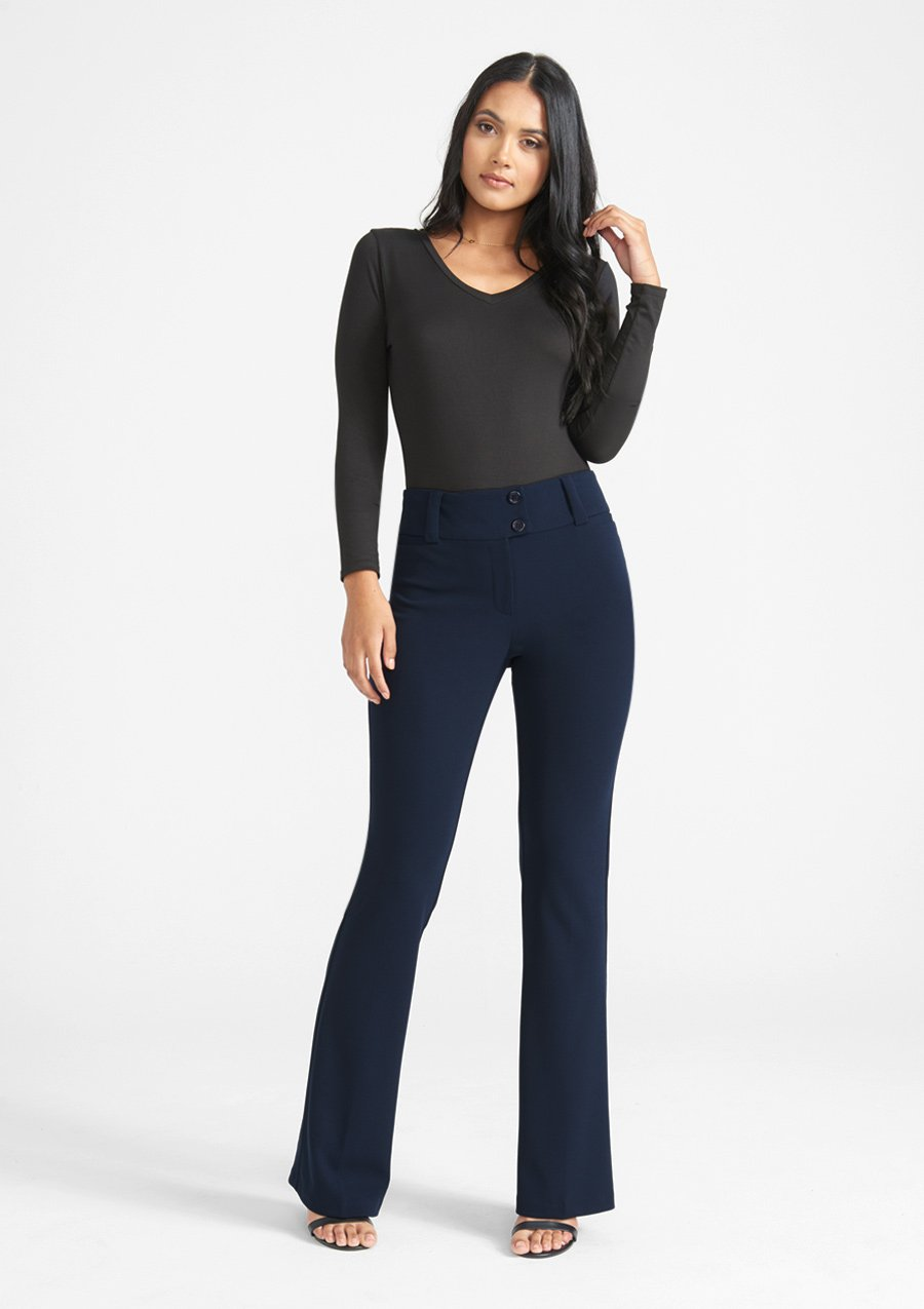 Tall Stanton Flare Pant image