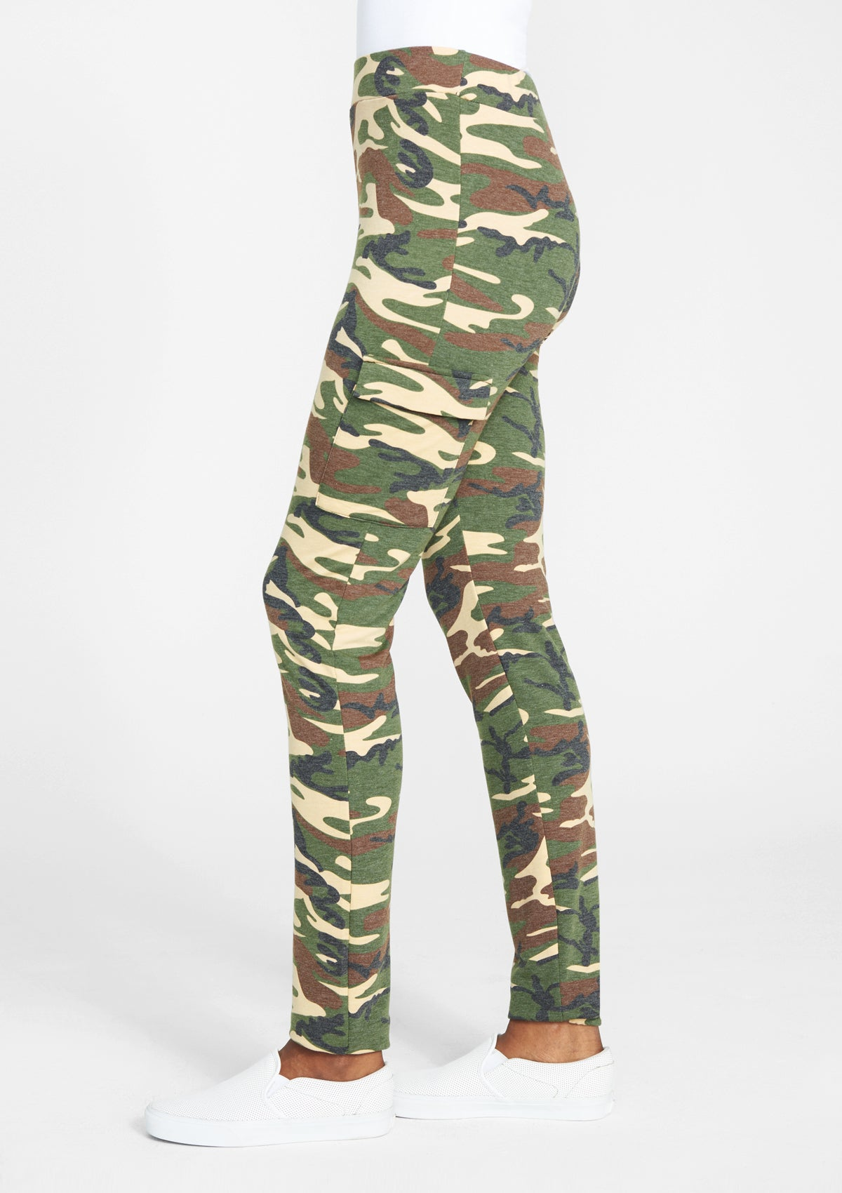 Tall French Terry Cargo Joggers