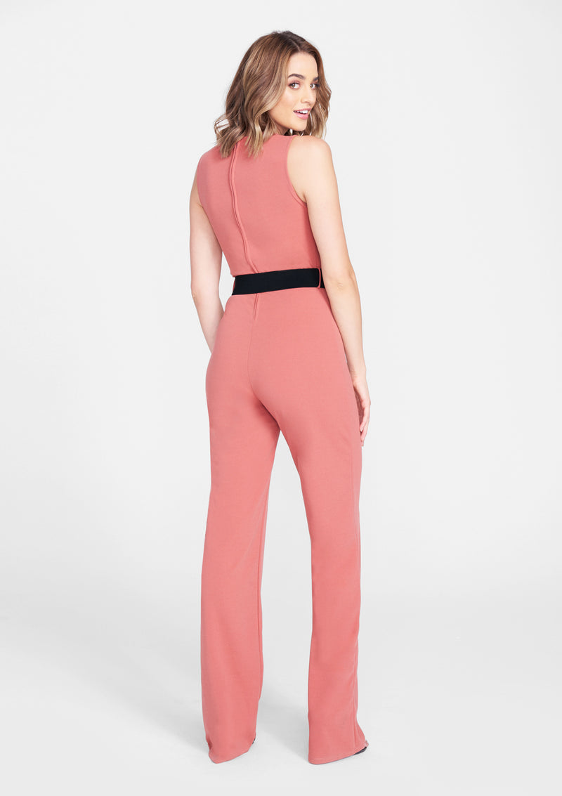 Tall Crepe Jumpsuit