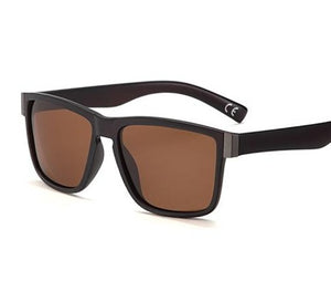 Brown Lens, Brown framed sunglasses