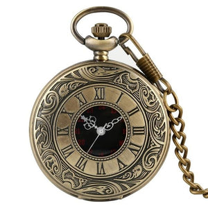 Steampunk style pocket watch
