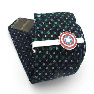 Captain America Tie Pin